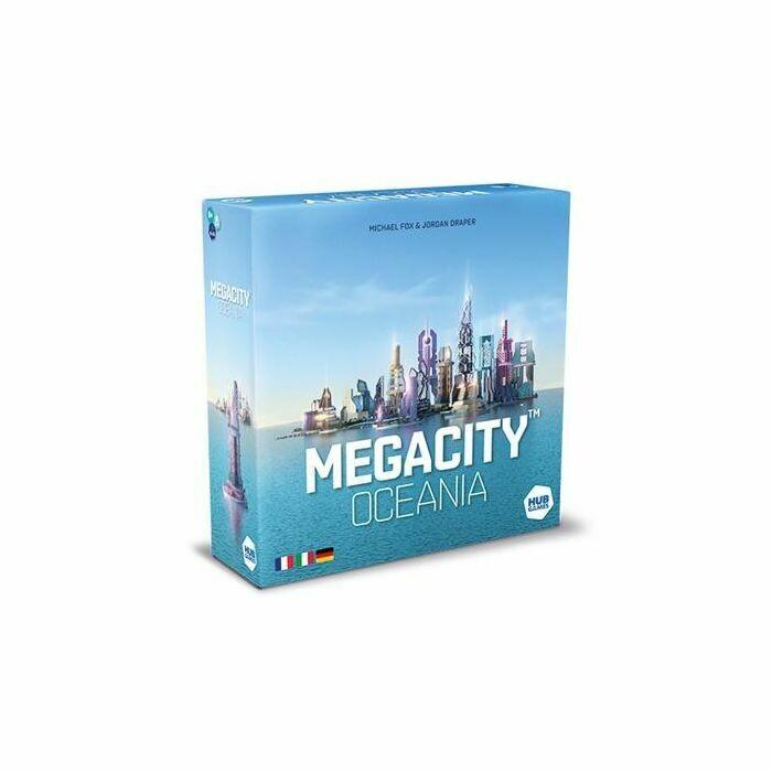 Megacity - Oceania -ITA- dal 30/09/2020