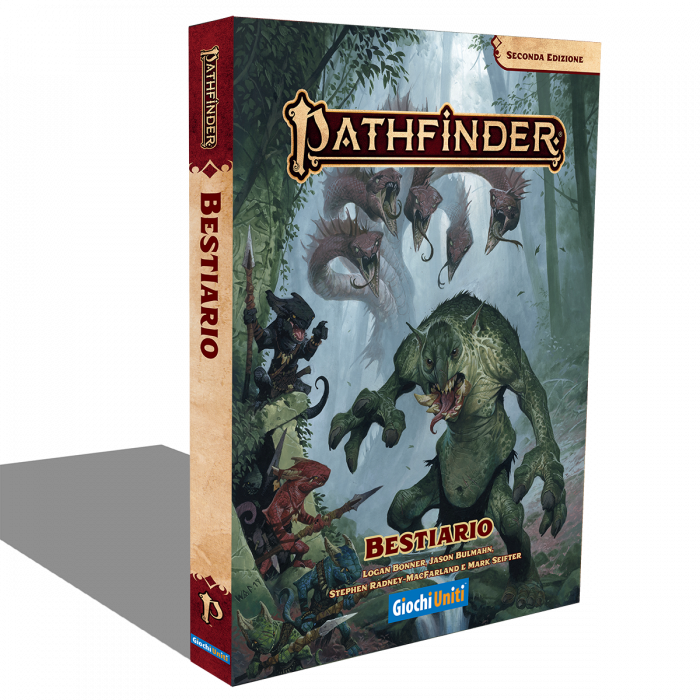 Pathfinder - Seconda Edizione: Bestiario