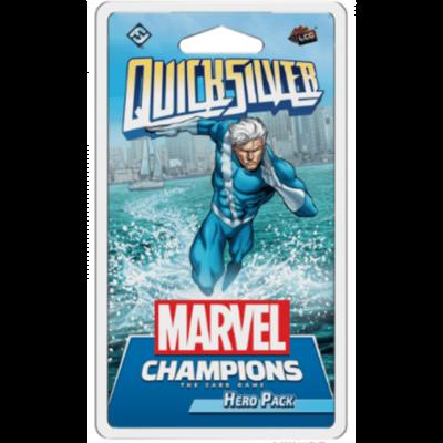 Marvel Champions - LCG: Quicksilver  -ita- dal 31/12/2020
