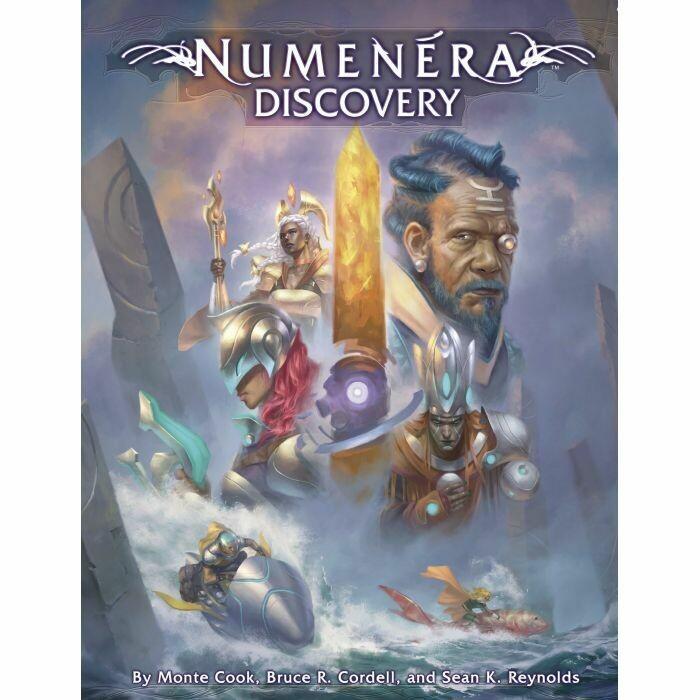 Numenera - Discovery