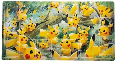 Plancia di gioco Sword and Shield Pikachu Forest