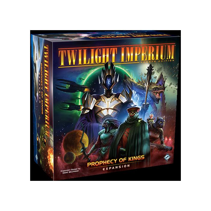 Twilight Imperium: La Profezia dei Re -dal 27/11/2020