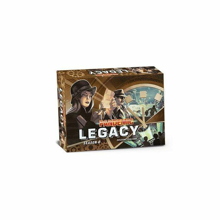 Pandemic Legacy - Season 0 -ITA- dal 03/11/2020