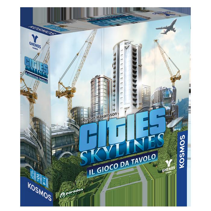 Cities - Skylines -ITA-