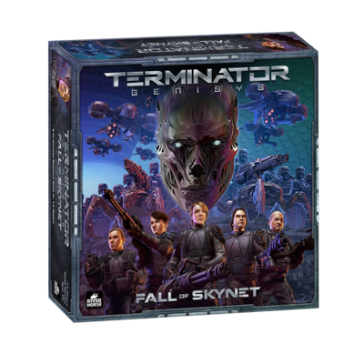 Terminator Genisys: Fall of Skynet -ITA