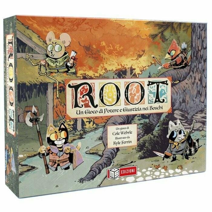Root -ITA- dal 25/06/2021