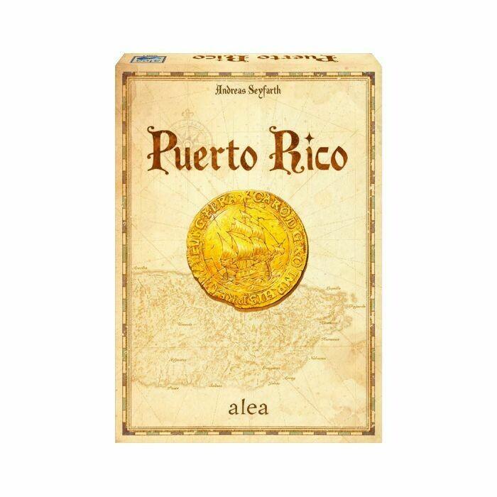 Puerto Rico - Nuova Edizione