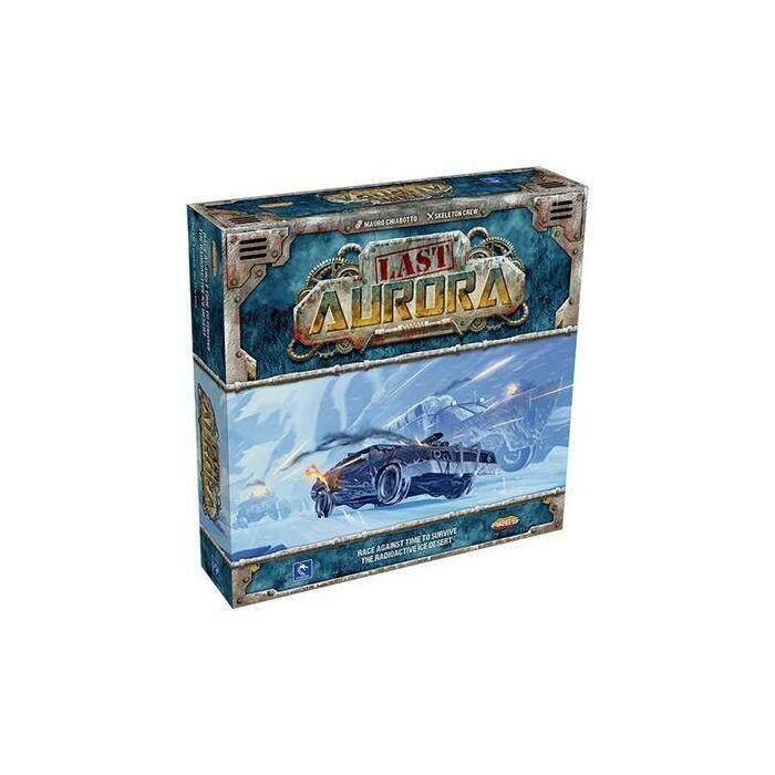 Last Aurora -ITA- dal 30/11/2020