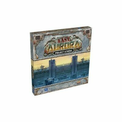 Last Aurora: Project Athena -ITA- dal 30/11/2020