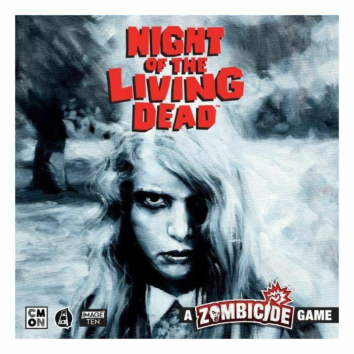 Zombicide - La Notte dei Morti Viventi -dal 31/12/2020