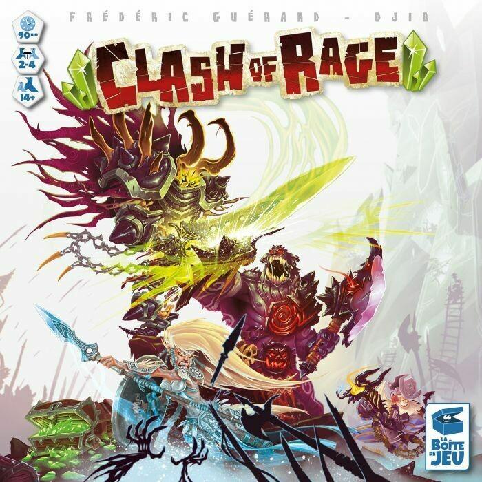Clash of Rage -ITA