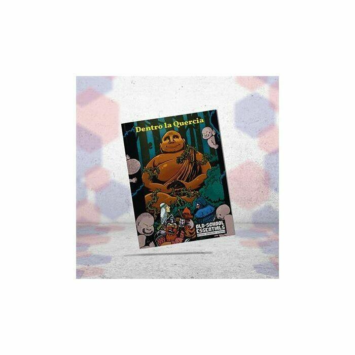 Old-School Essentials - Classic Fantasy: Dentro la Quercia