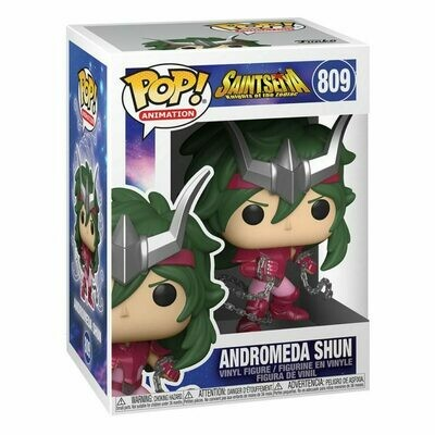 Saint Seya POP! Animation Vinyl Figure Andromeda Shun 9 cm