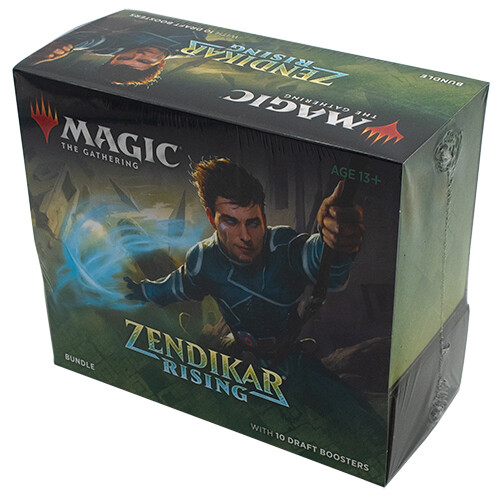 Magic Zendikar Rising Bundle