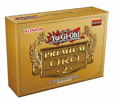 Yu-Gi-Oh! Premium Oro 2 1a edizione