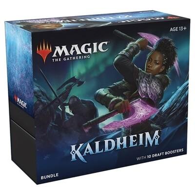 Kaldheim Bundle -ENG -dal 05/02/2021
