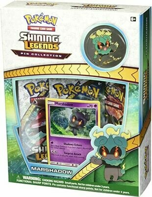 Shining Legends Marshadow Pin Collection  -ENG-