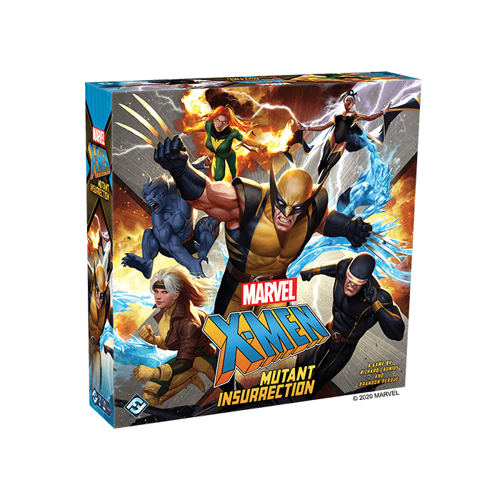 X-Men - Mutant Insurrection -DAL 28/02/2021