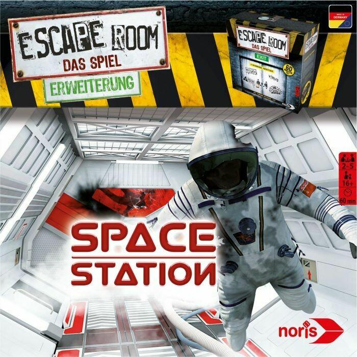 Escape Room: Stazione Spaziale -DAL 31/01/2021