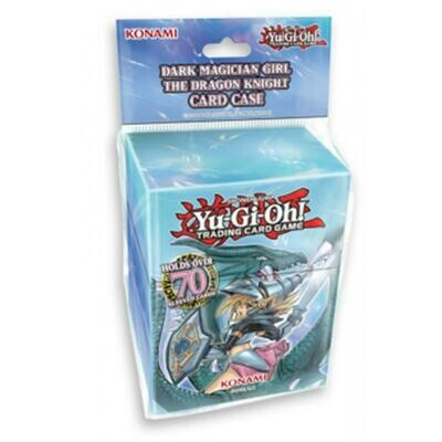 Yu-Gi-Oh! Porta Mazzo Dark Magician Girl the Dragon Knight