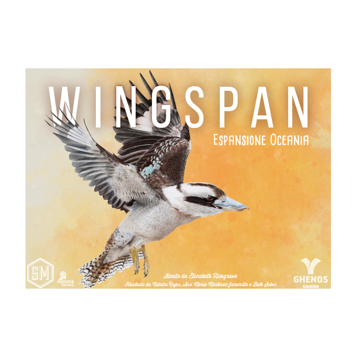 Wingspan: Espansione Oceania