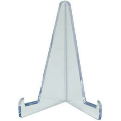 E-81256 Small Lucite Stand for Card Holders (5 per pack)