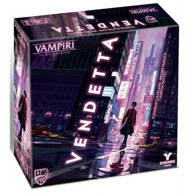 Vampiri La Masquerade - Vendetta