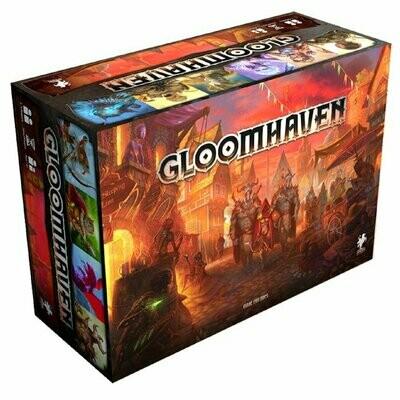 Gloomhaven -ITA- dal 28/02/2021
