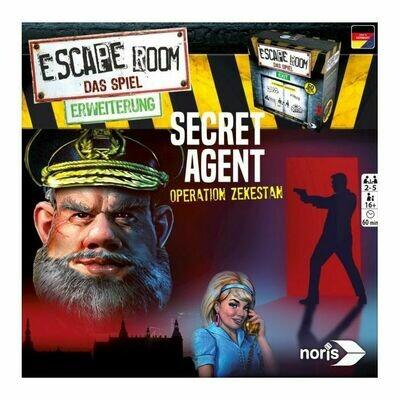 Escape Room: Agente Segreto - dal 31/01/2021