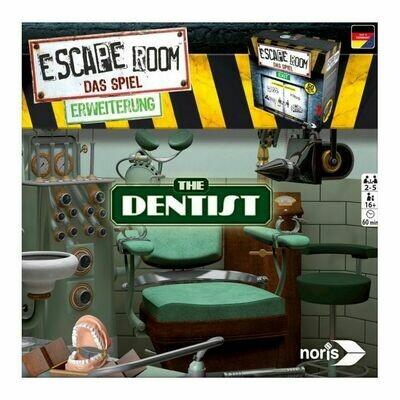 Escape Room: Il Dentista -dal 31/01/2021