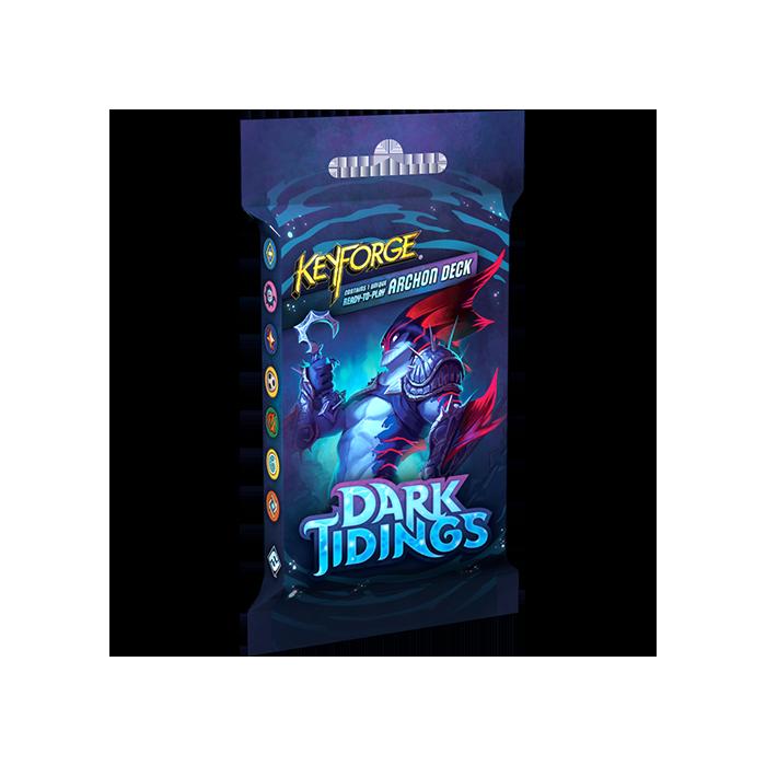 KeyForge - Ondata Oscura: Mazzo Arconte -dal 28/02/2021