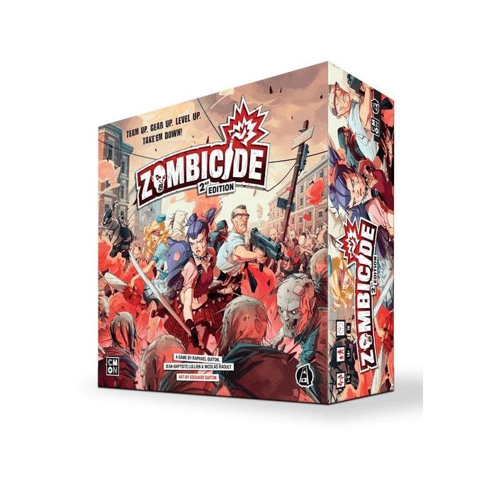 Zombicide - Seconda Edizione -dal 28/02/2021