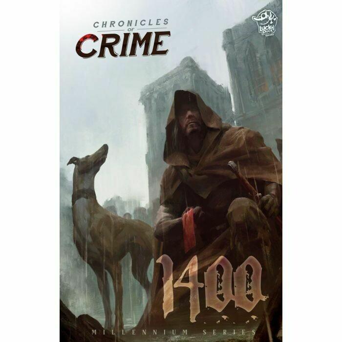 Chronicles of Crime - 1400 -ITA-