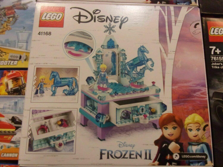 LEGO DISNEY - FROZEN II - IL PORTAGIOIELLI DI ELSA - 41168 -