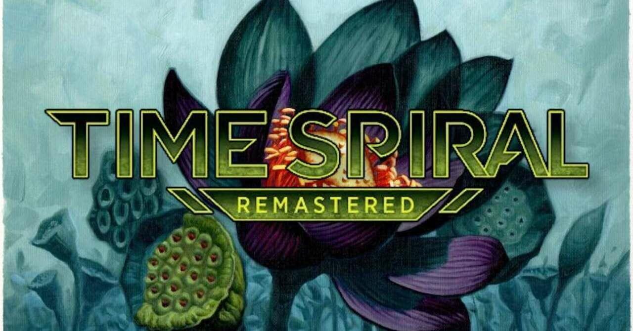 Time Spiral Remastered - display 36 buste - ENG- dal 19/03/2021