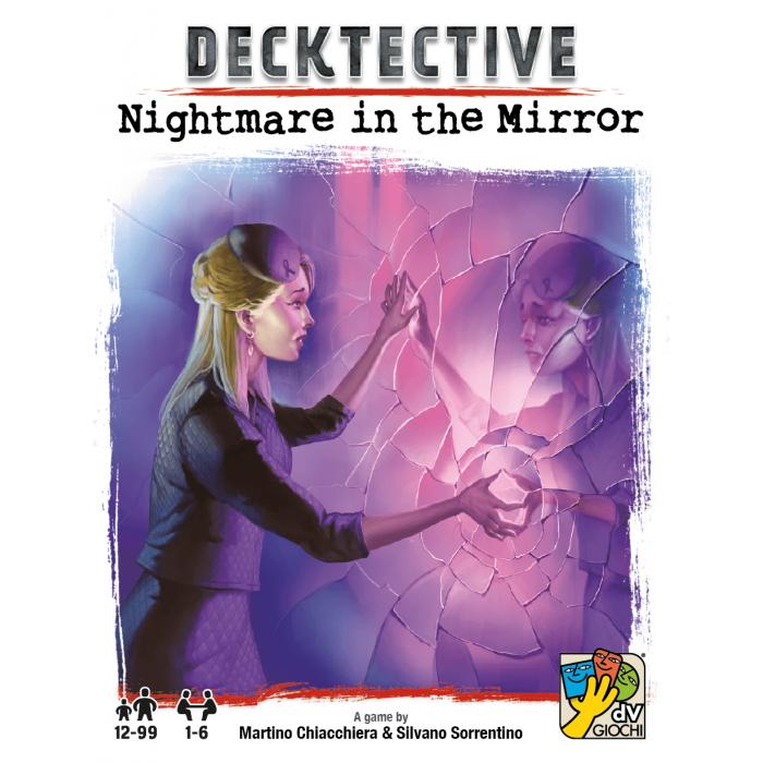 Decktective - Incubo allo Specchio -dal 31/05/2021