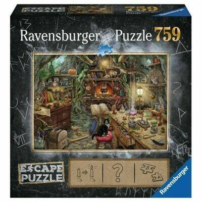 Escape the Puzzle - La Cucina della Strega -dal 28/02/2021