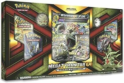 Collezione MTyranitar EX Premium