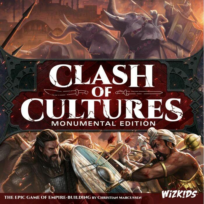 Clash of Cultures - Monumental Edition -ITA- dal 30/04/2021