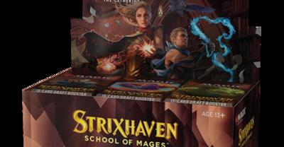 STRIXHAVEN DRAFT BOX -ITA-