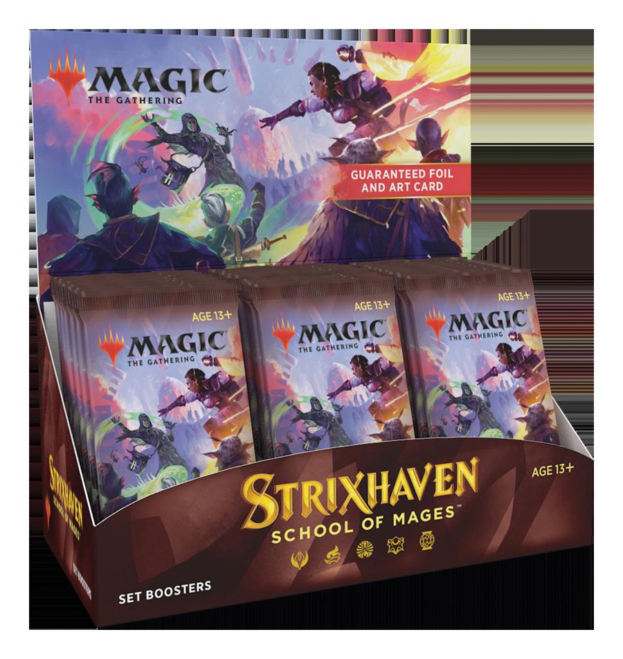 STRIXHAVEN SET BOX -ENG-