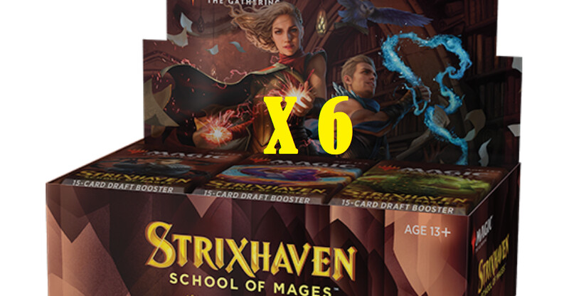 STRYXHAVEN DRAFT CASE -6 BOX- -ENG- DAL 23/04/2021