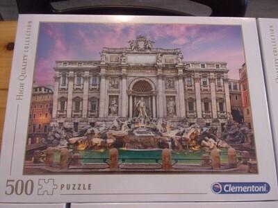 Puzzle 500 pz -edificio