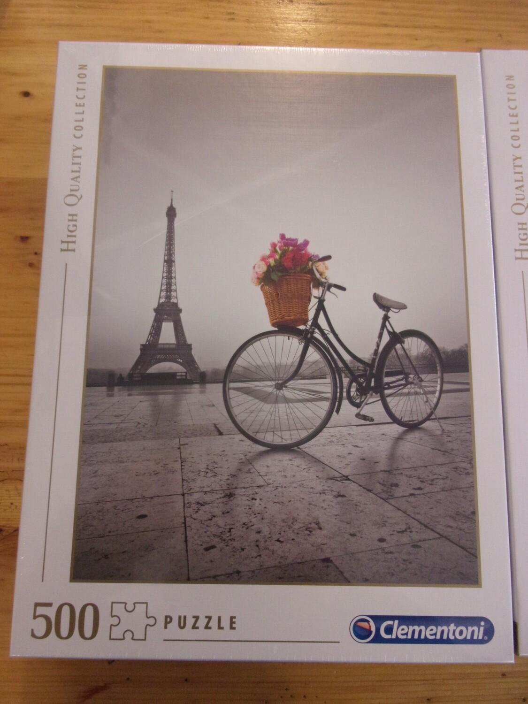Puzzle 500 pz -bici