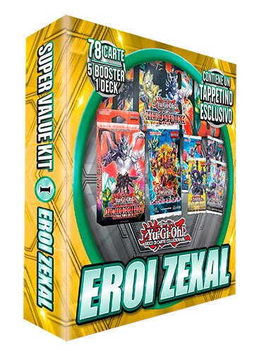 Super Value Kit 1 - Eroi Zexal