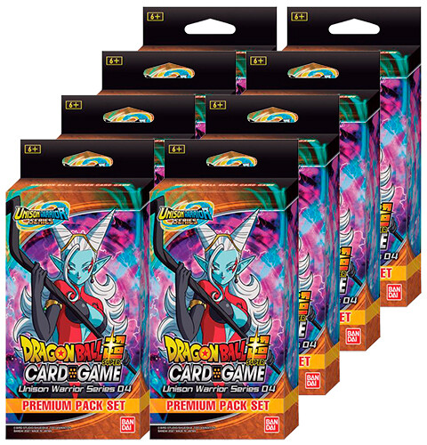 Dragon Ball Super Premium Pack DBS 13 Supreme Rivalry mazzo -ENG - dal 30/04/2021