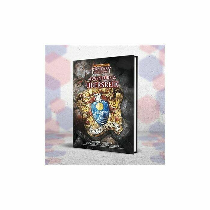 Warhammer Fantasy Roleplay 4ed: Avventure a Ubersreik