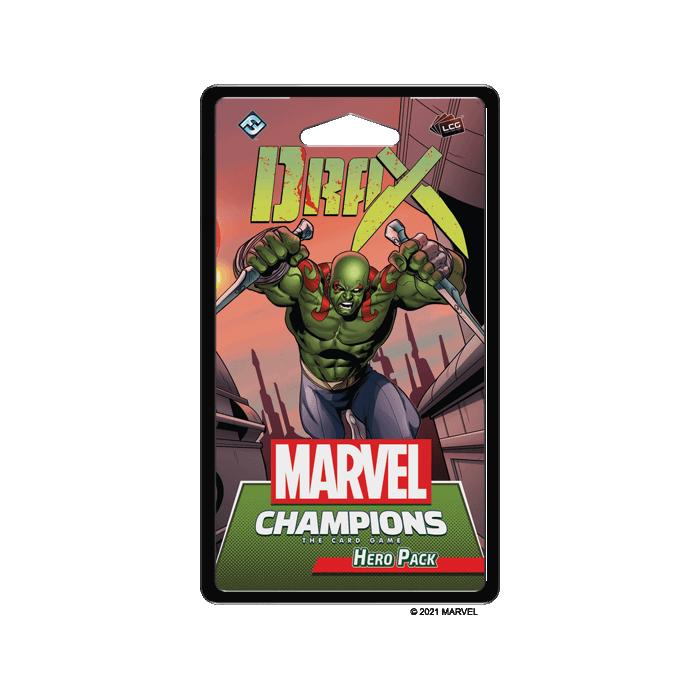 Marvel Champions - LCG: Drax -dal 30/06/2021