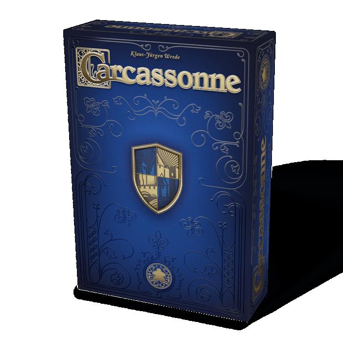 Carcassonne - 20° Anniversario -dal 31/05/2021