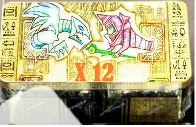 TIN 2021 - TIN OF ANCIENT BATTLE CASE 12 TIN- Yu-Gi-Oh! - ITA- dal 26/08/2021